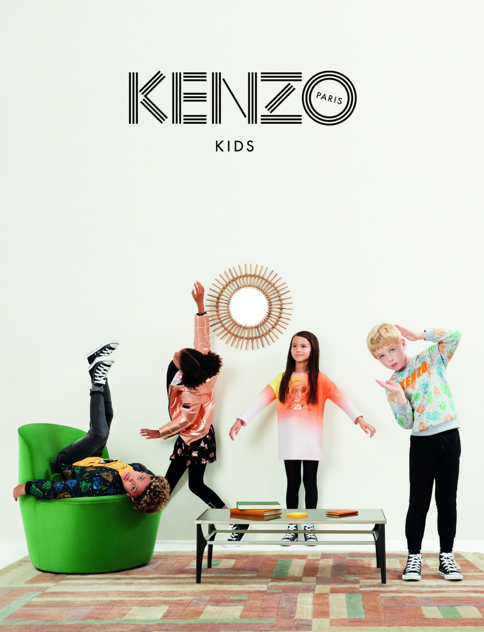 KENZO AW18 CAMPAIGN