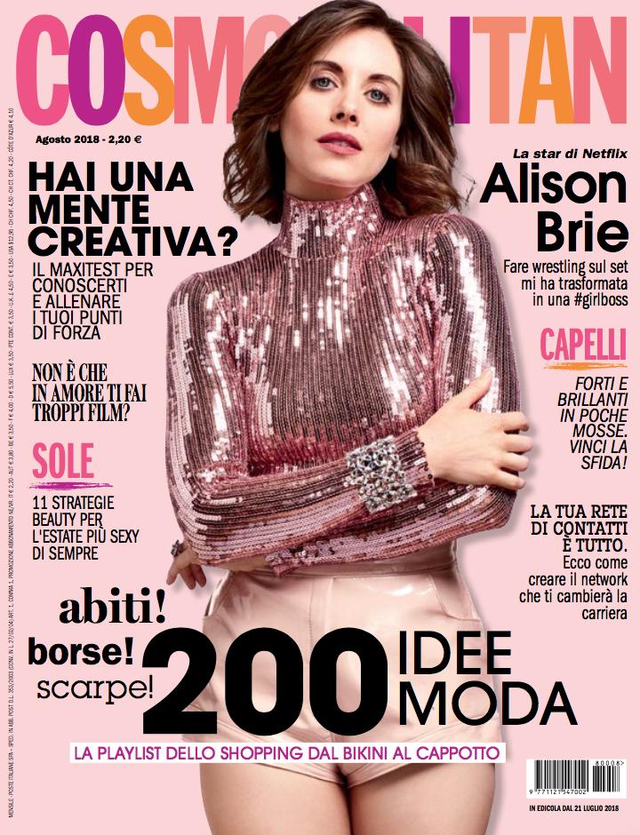 Alison Brie | Cosmopolitan Italia