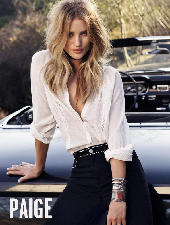 PAIGE | Rosie Huntington-Whiteley