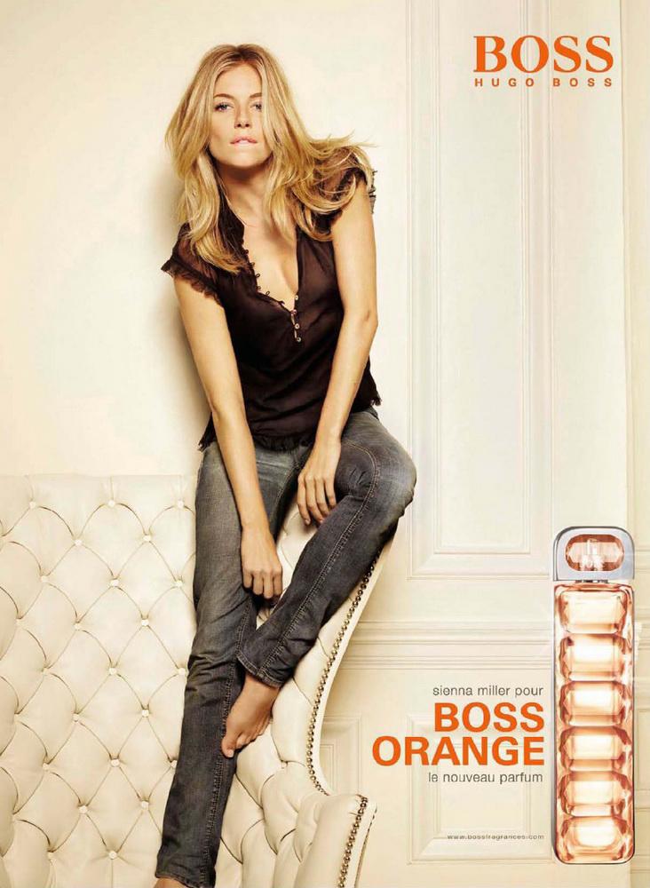 Hugo Boss | Sienna Miller