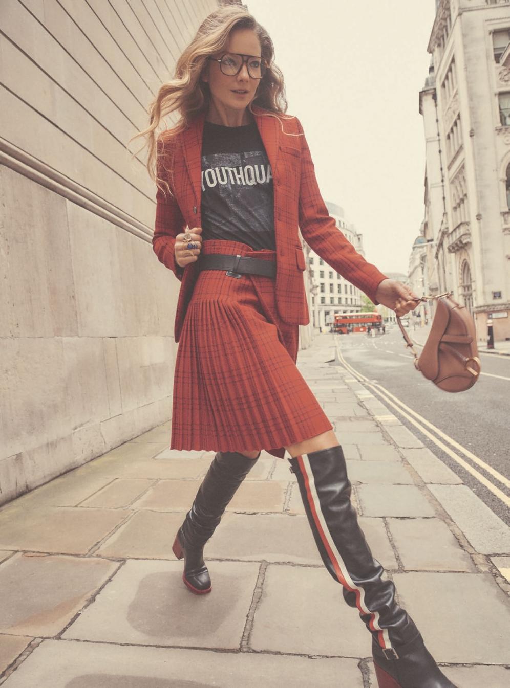 Eniko Mihalik   Harpers Bazaar