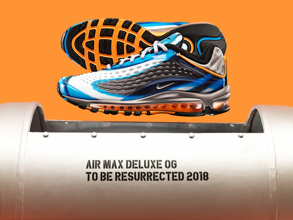 Nike | Air Max Deluxe