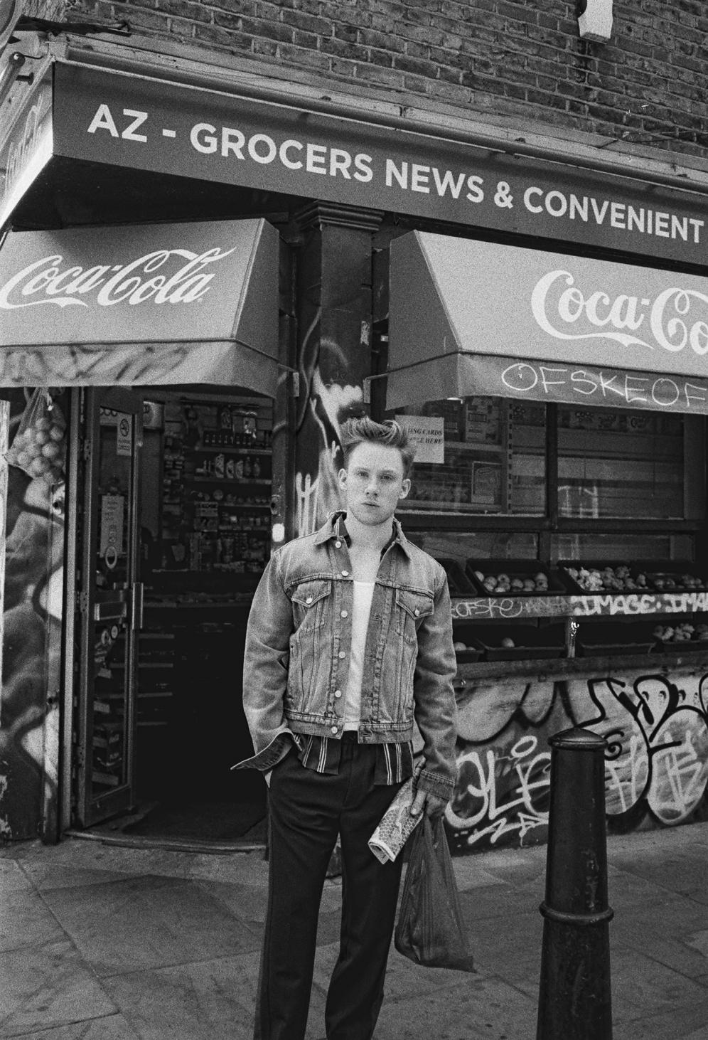 Joe Cole | The Last Magazine