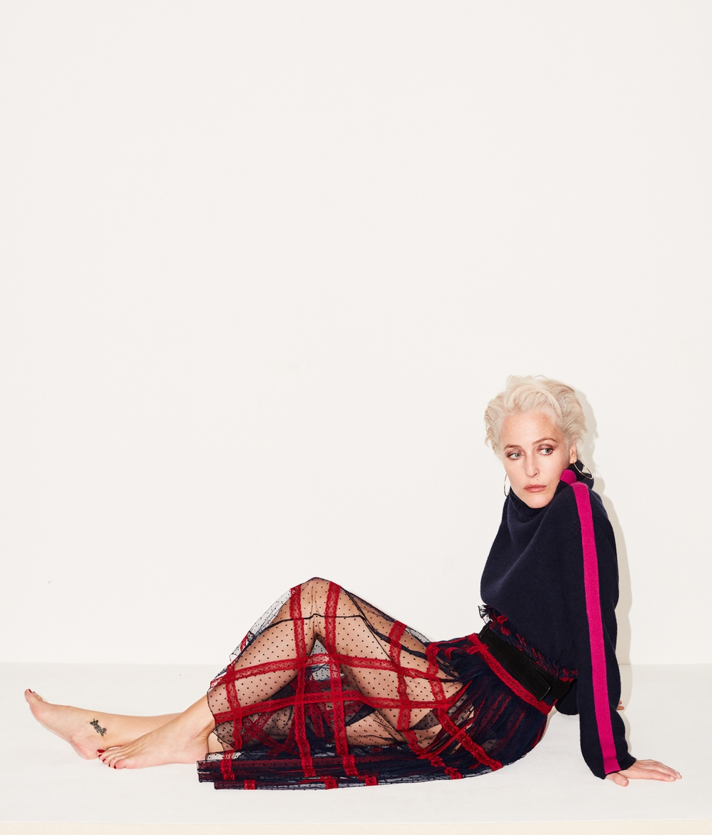Gillian Anderson | The Times