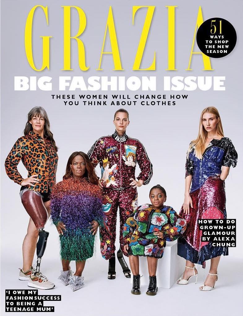 GRAZIA BIG FASHION ISSUE
