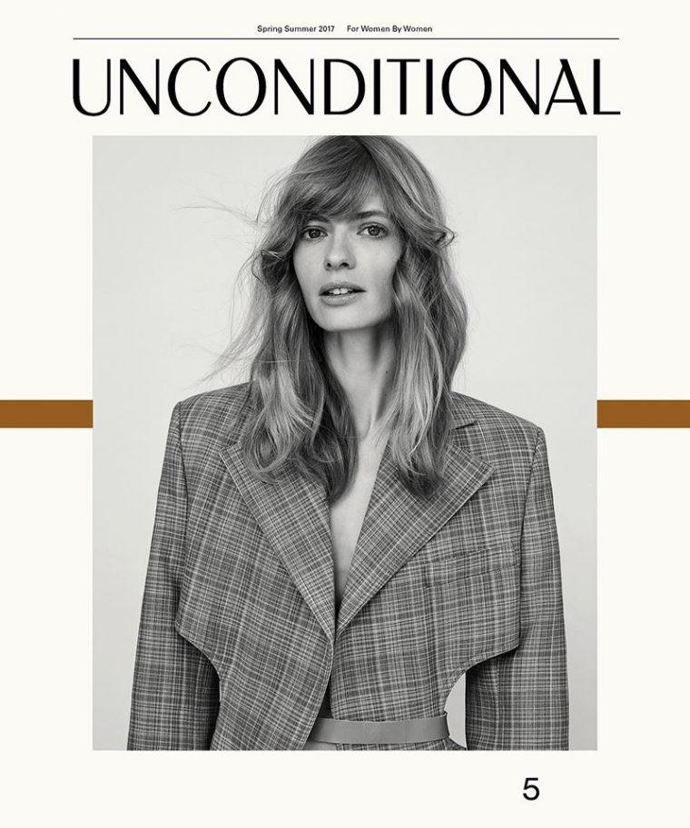 Julia Stegner | UNCONDITIONAL