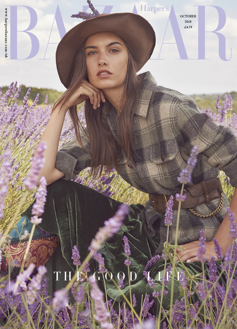 Harpers Bazaar | The Good life