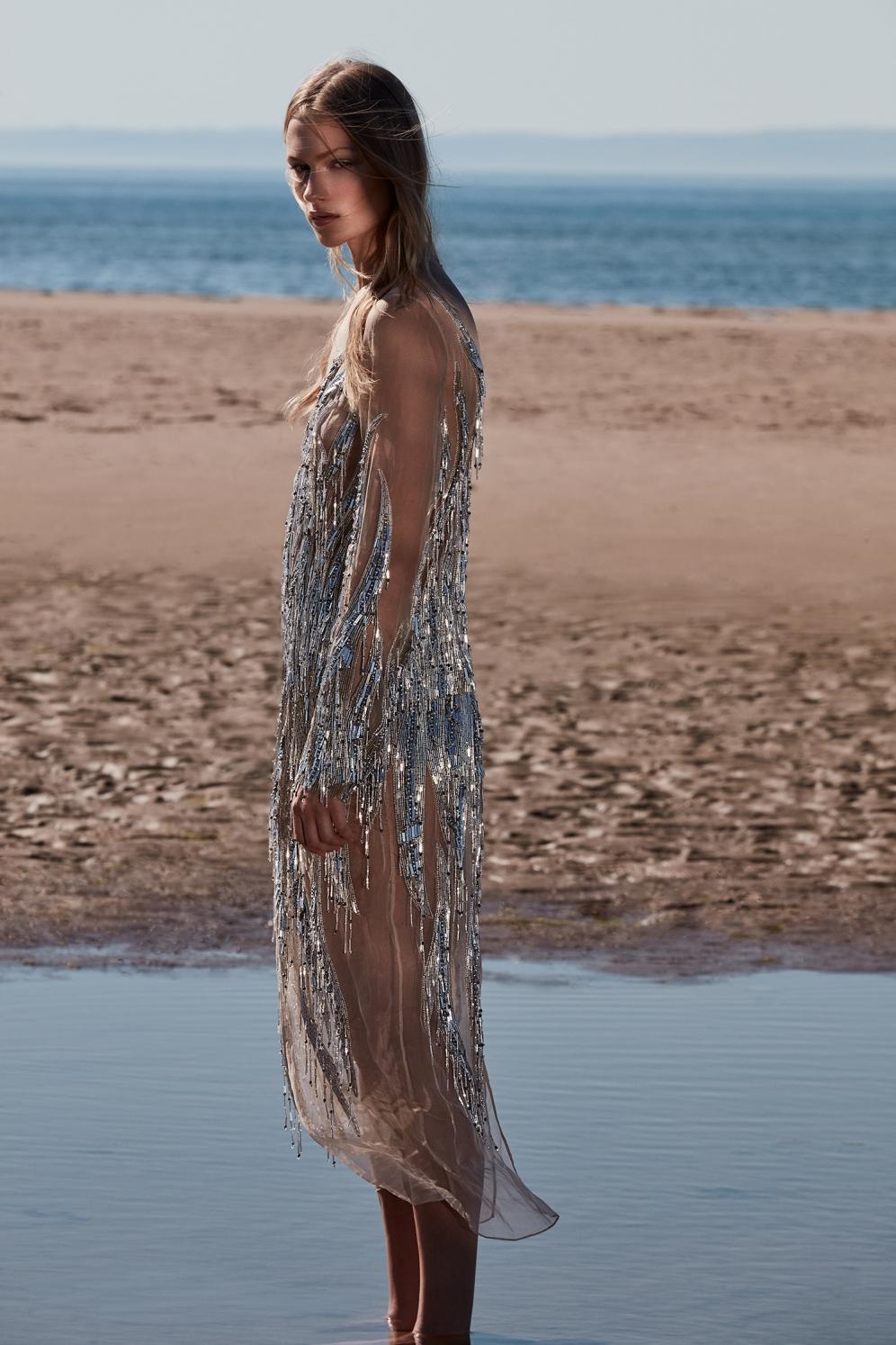 Harpers Bazaar KZ | Reflection