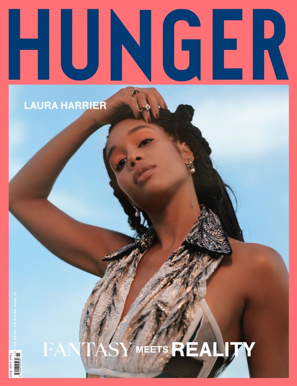 Hunger Issue 5 | Laura Harrier