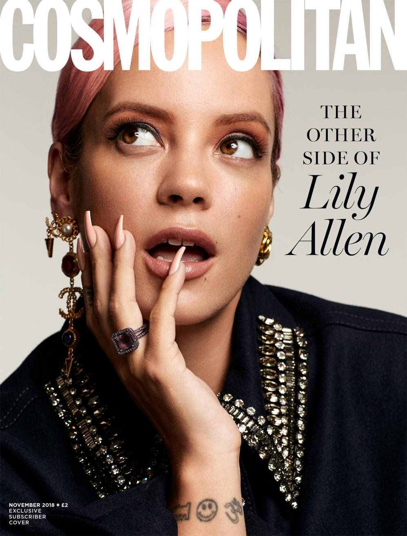 Lily Allen | Cosmopolitan UK