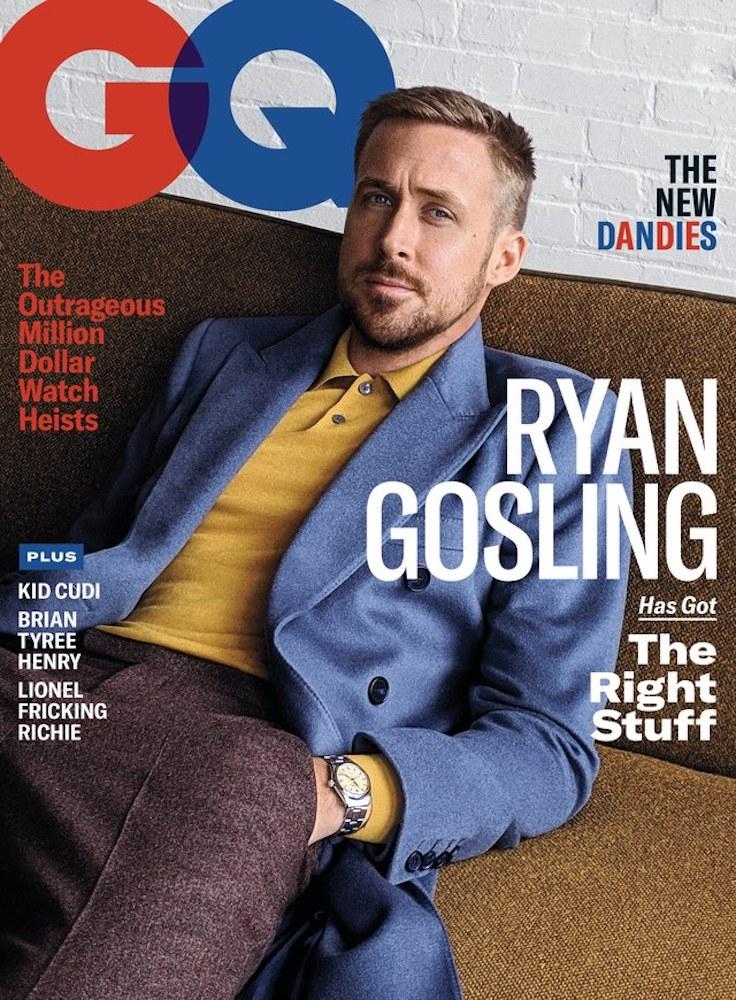 RYAN GOSLING   GQ