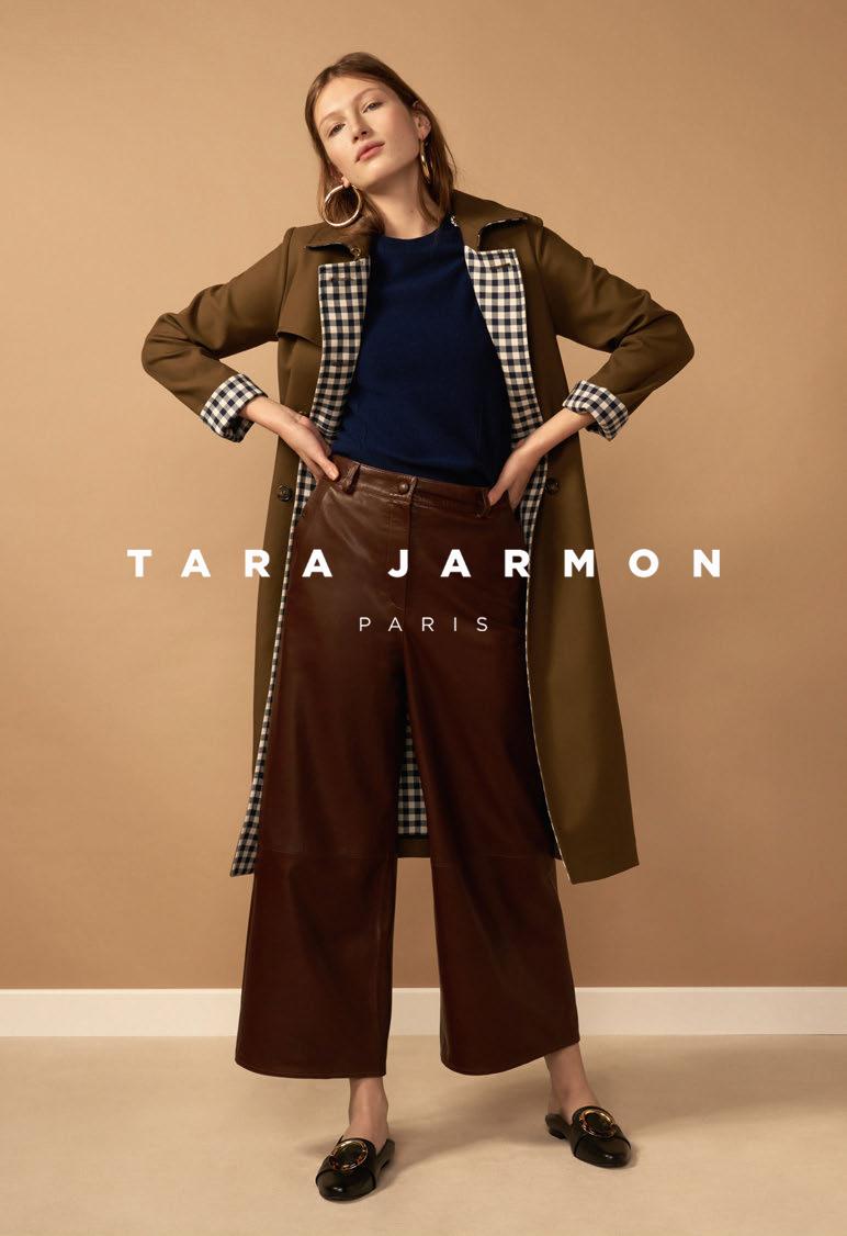 Tara Jarmon   AW18