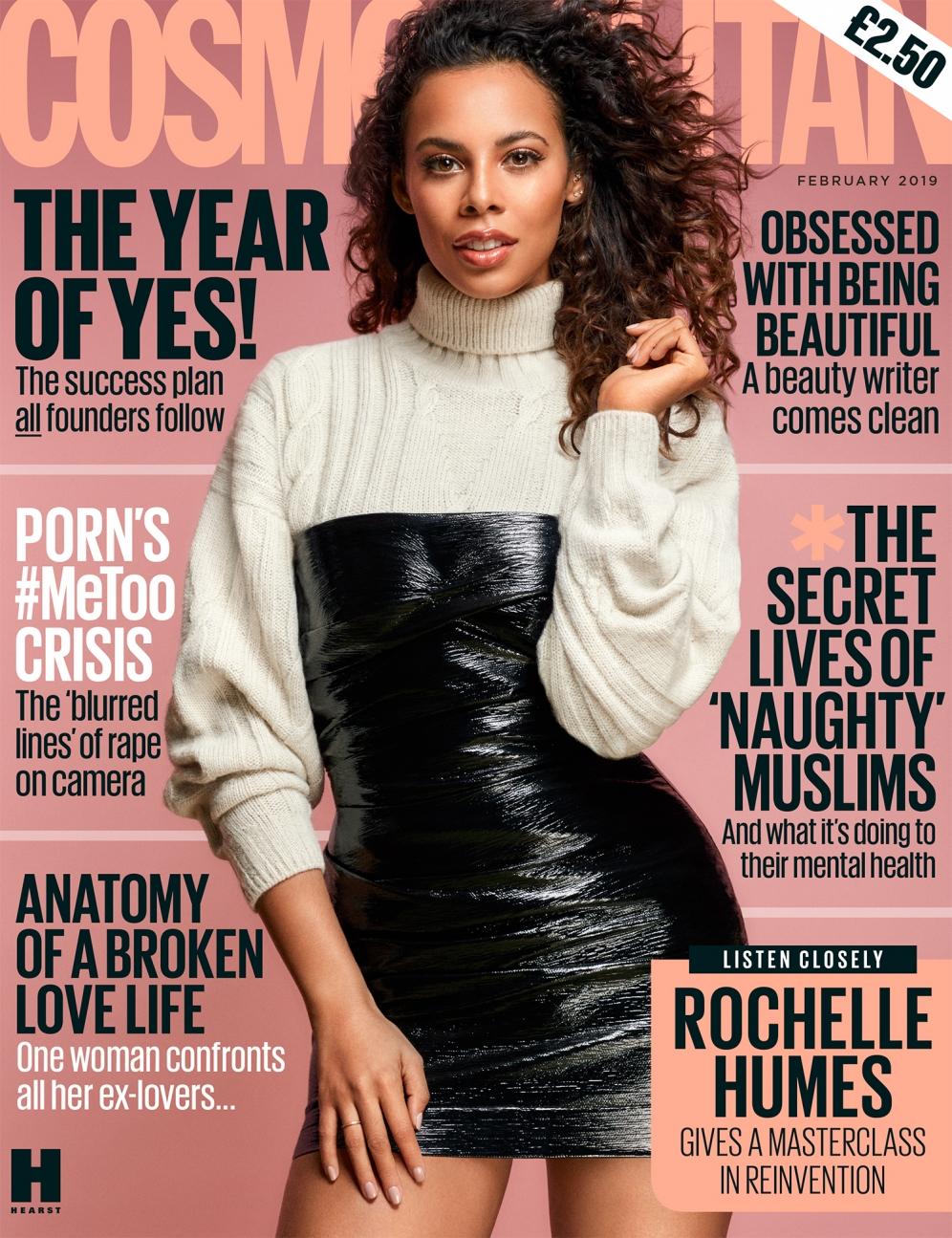 Rochelle Humes | Cosmopolitan UK