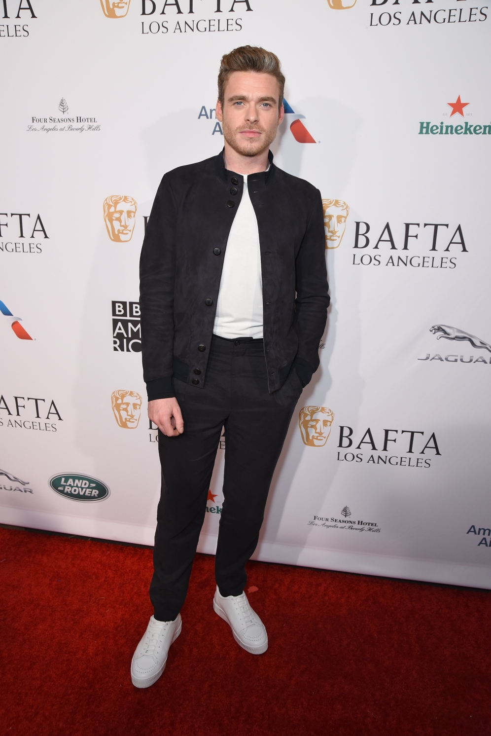 Richard Madden | Bafta Tea Party