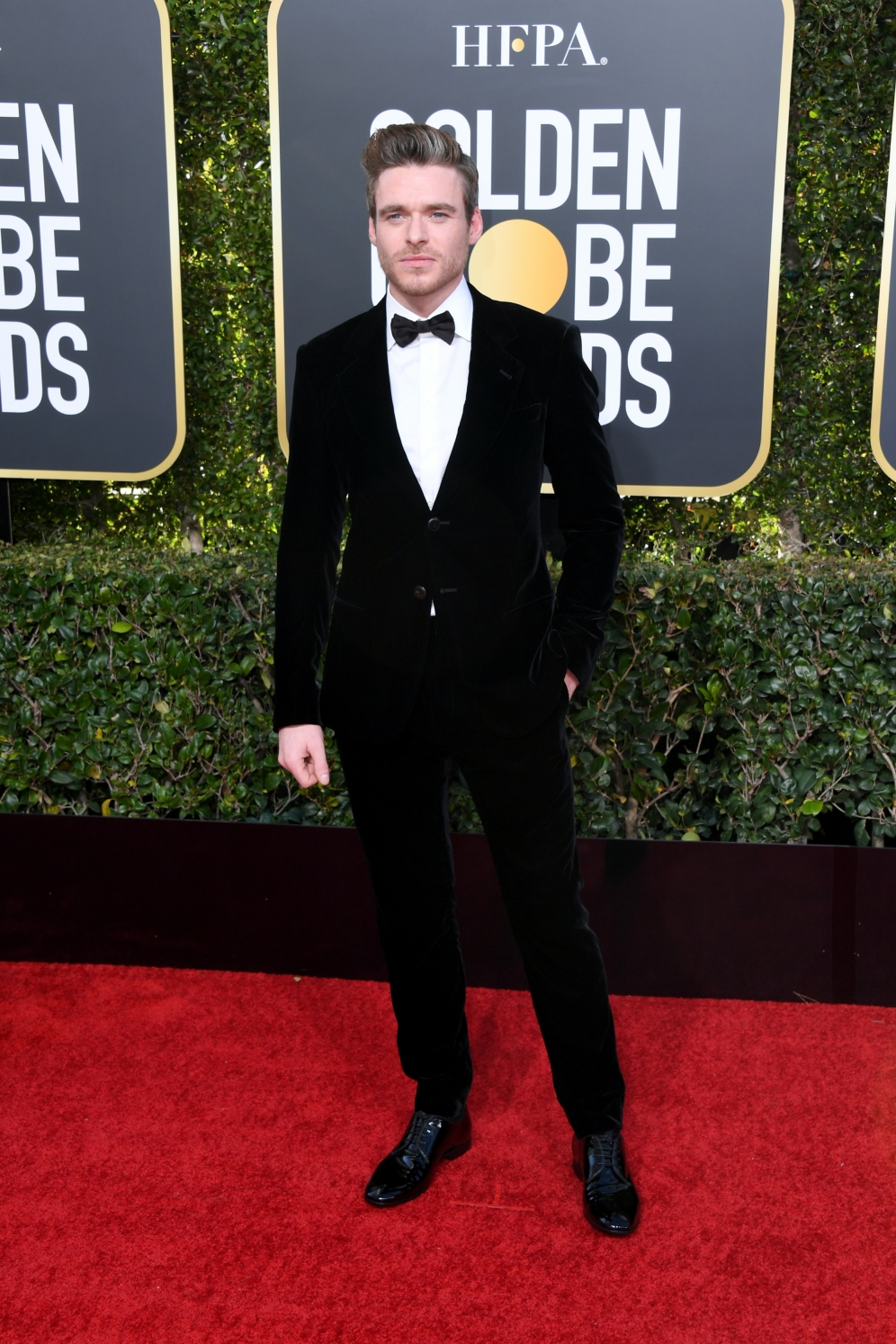 Richard Madden | Golden Globes 2019