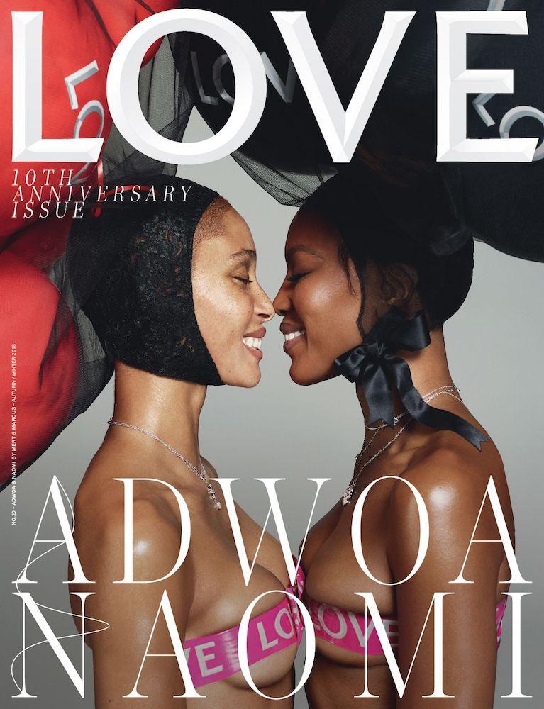 LOVE | NAOMI CAMPBELL