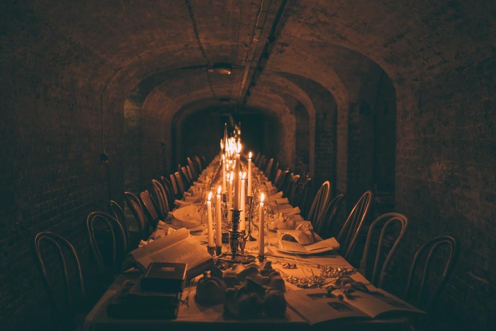 Alighieri | 5th Birthday Dinner