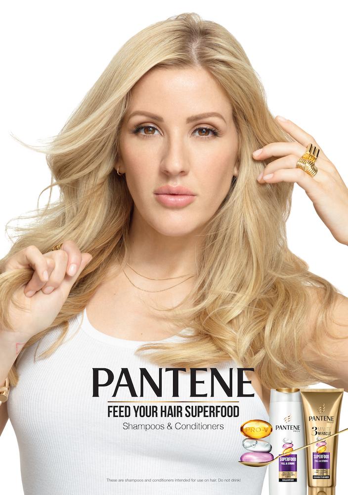 ELLIE GOULDING | PANTENE