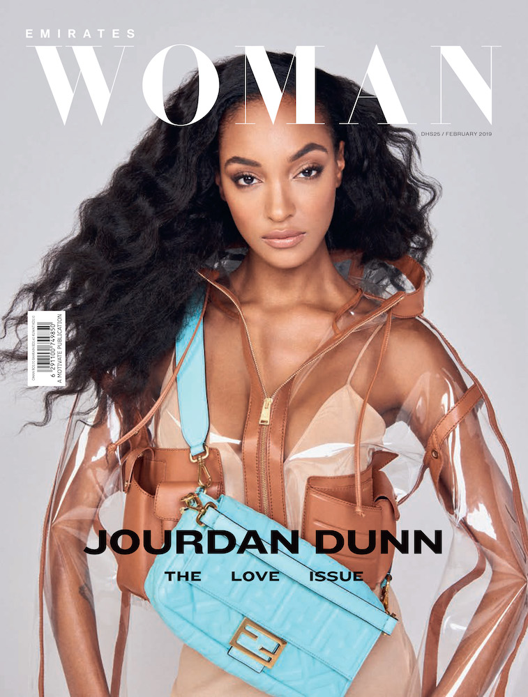 JOURDAN DUNN | EMIRATES WOMAN