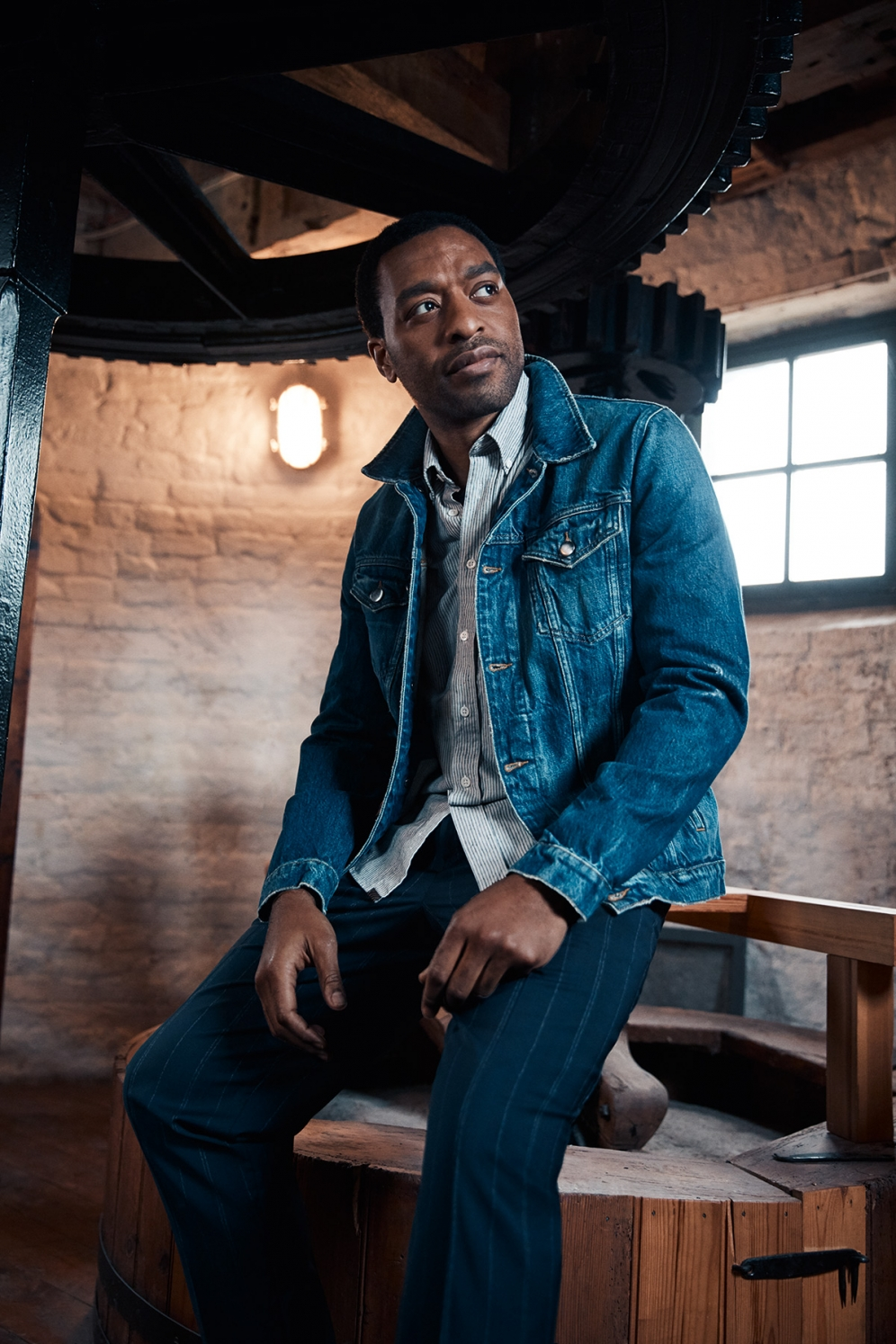 Chiwetel Ejiofor | The Jackal