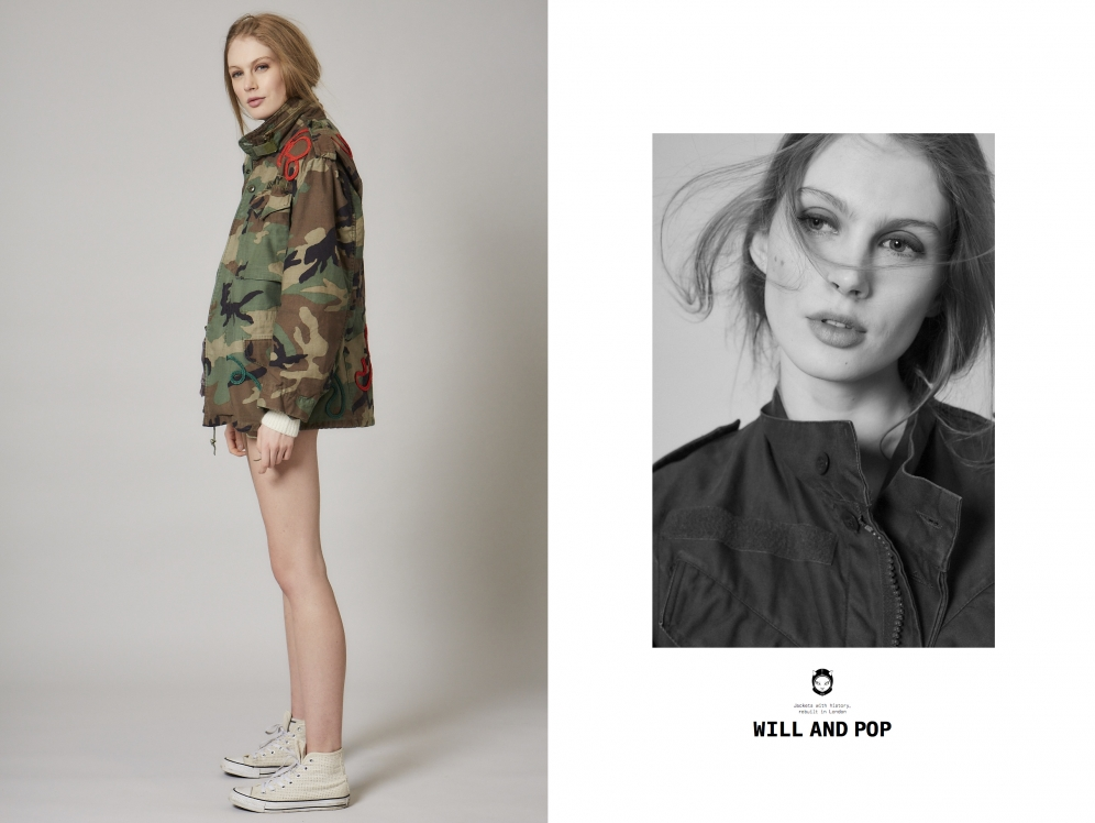 Will and Pop SS19
