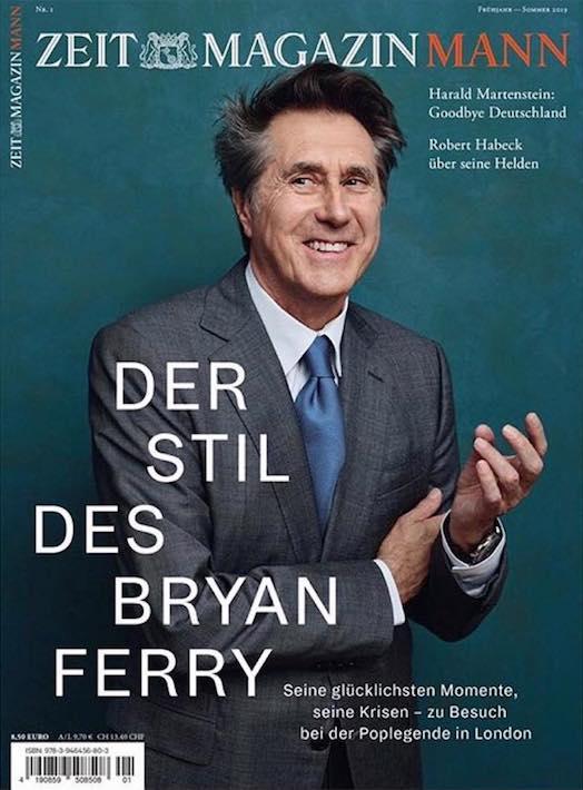 BRYAN FERRY | ZEIT MAGAZINE
