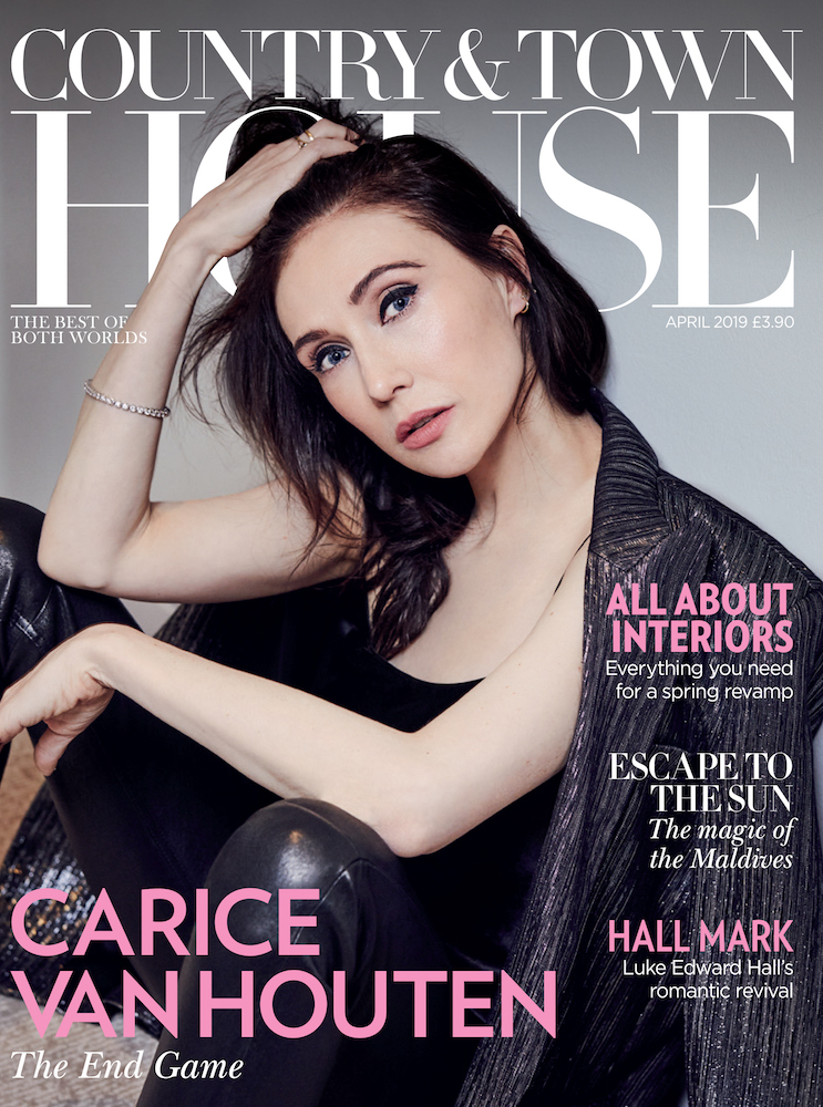 CARICE VAN HOUTEN | COUNTRY & TOWNHOUSE