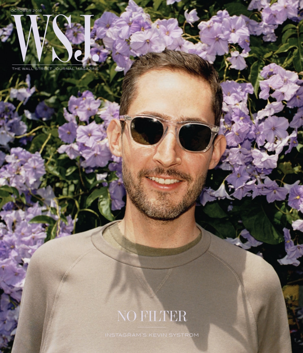 WSJ | Kevin Systrom