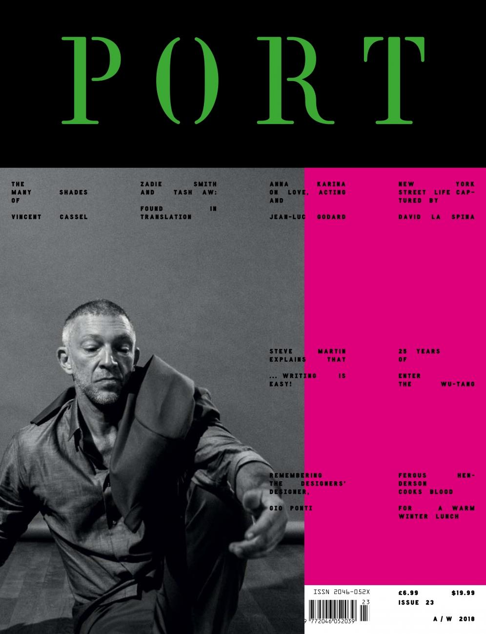 Port | Vincent Cassel