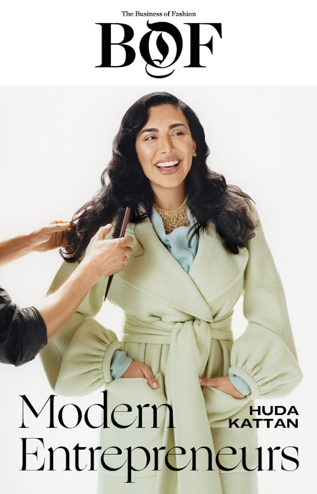 HUDA KATTAN | BUSINESS OF FASHION