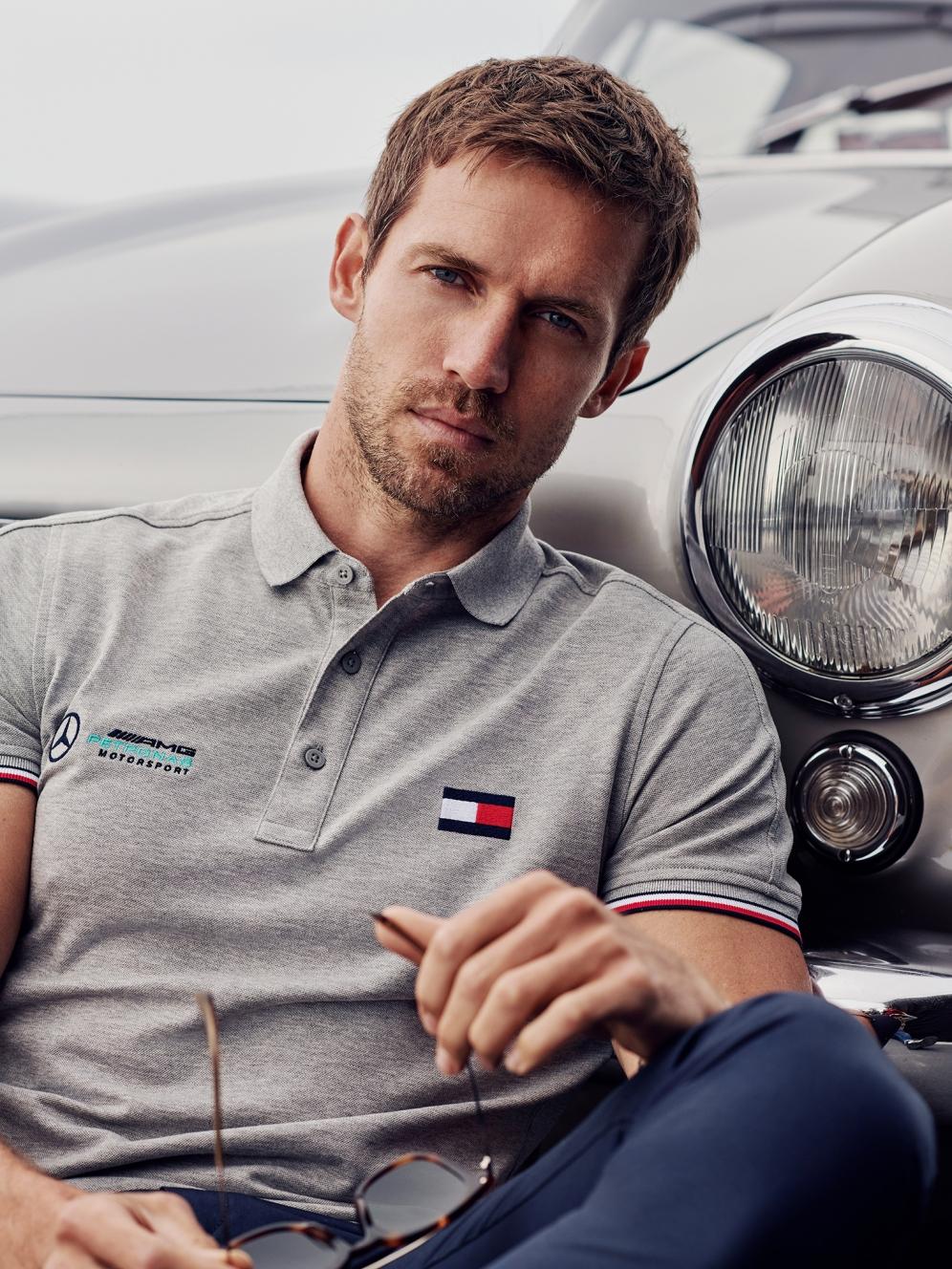 Tommy Hilfiger x Mercedes Benz
