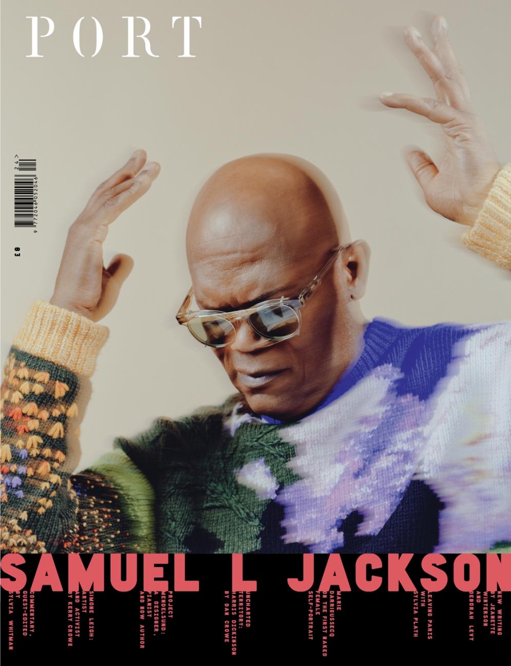 Samuel L Jackson | Port Magazine