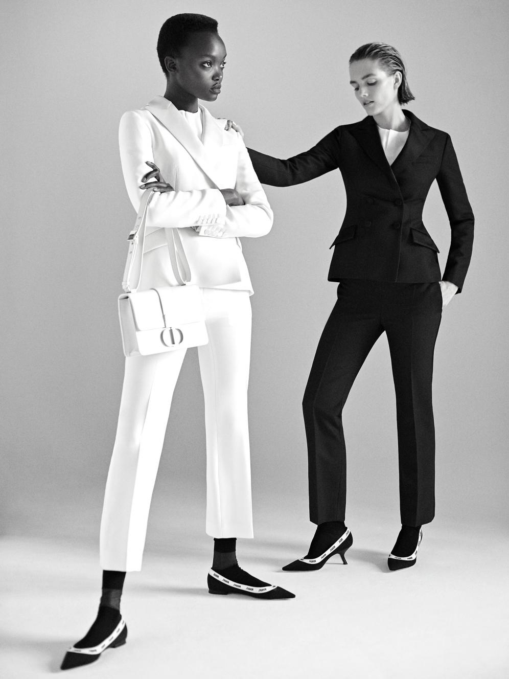 Glass Magazine x Dior