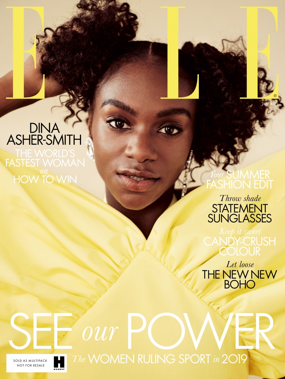 Dina Asher Smith | Elle