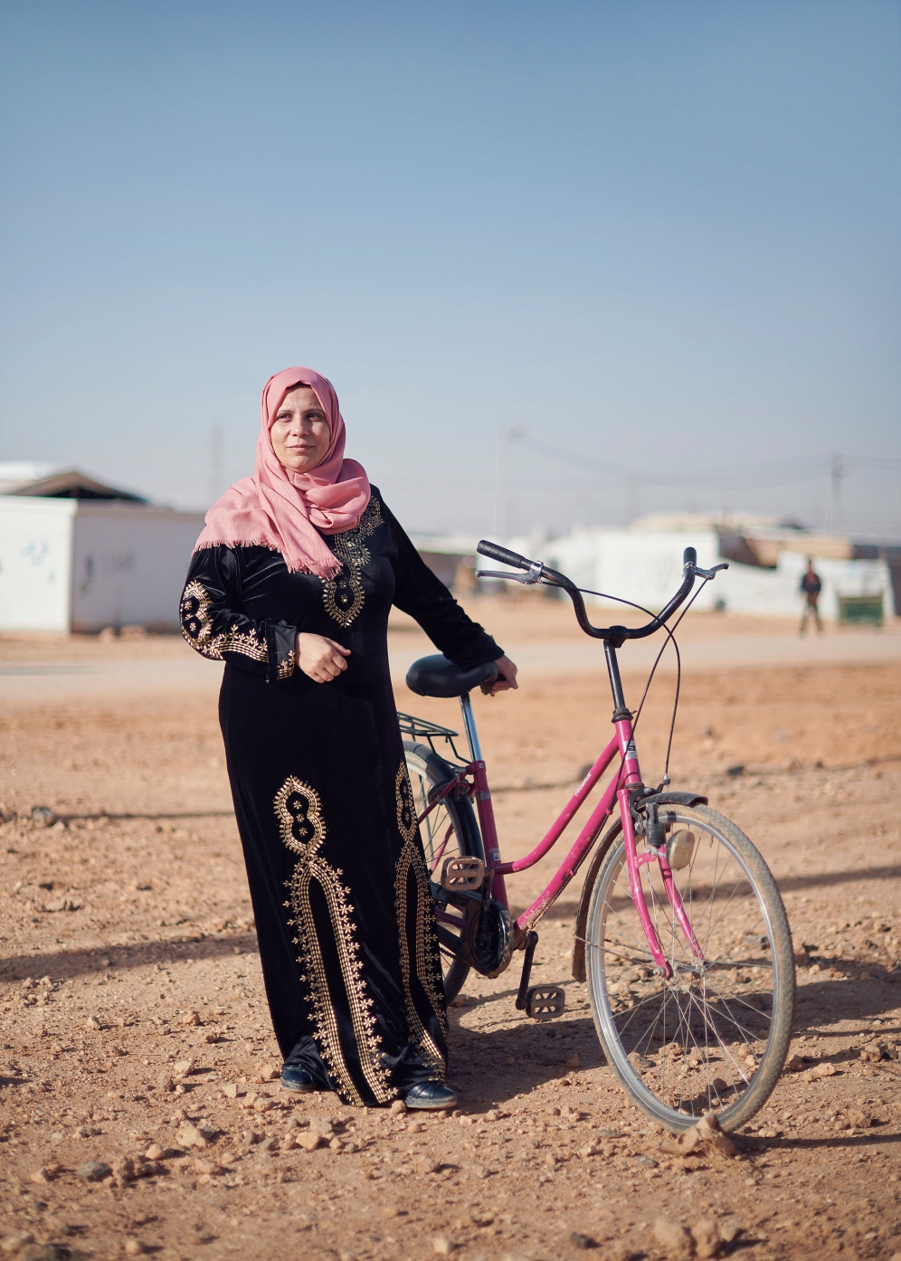 Syrian Refugee Story, Jordan with Oxfam