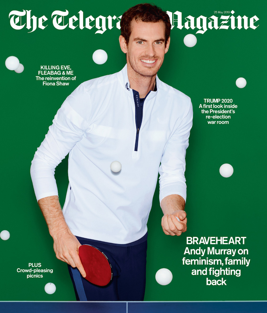ANDY MURRAY | TELEGRAPH