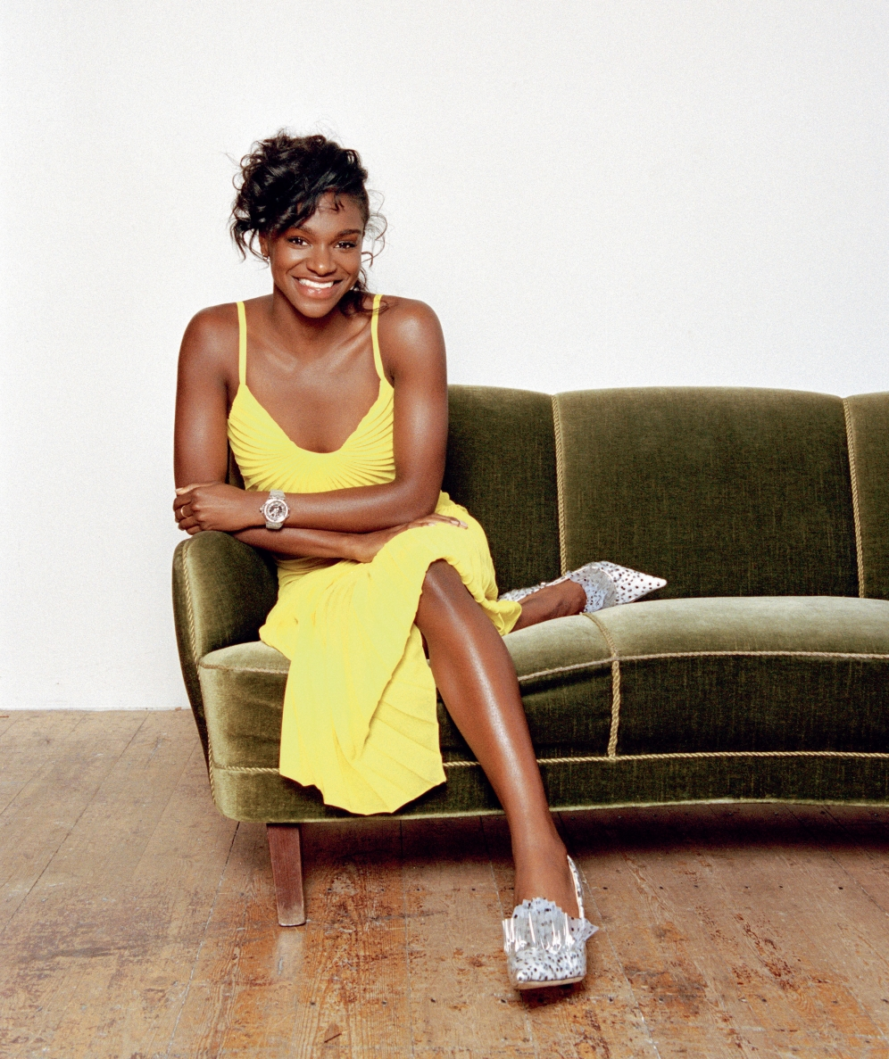 Dina Asher-Smith | Telegraph
