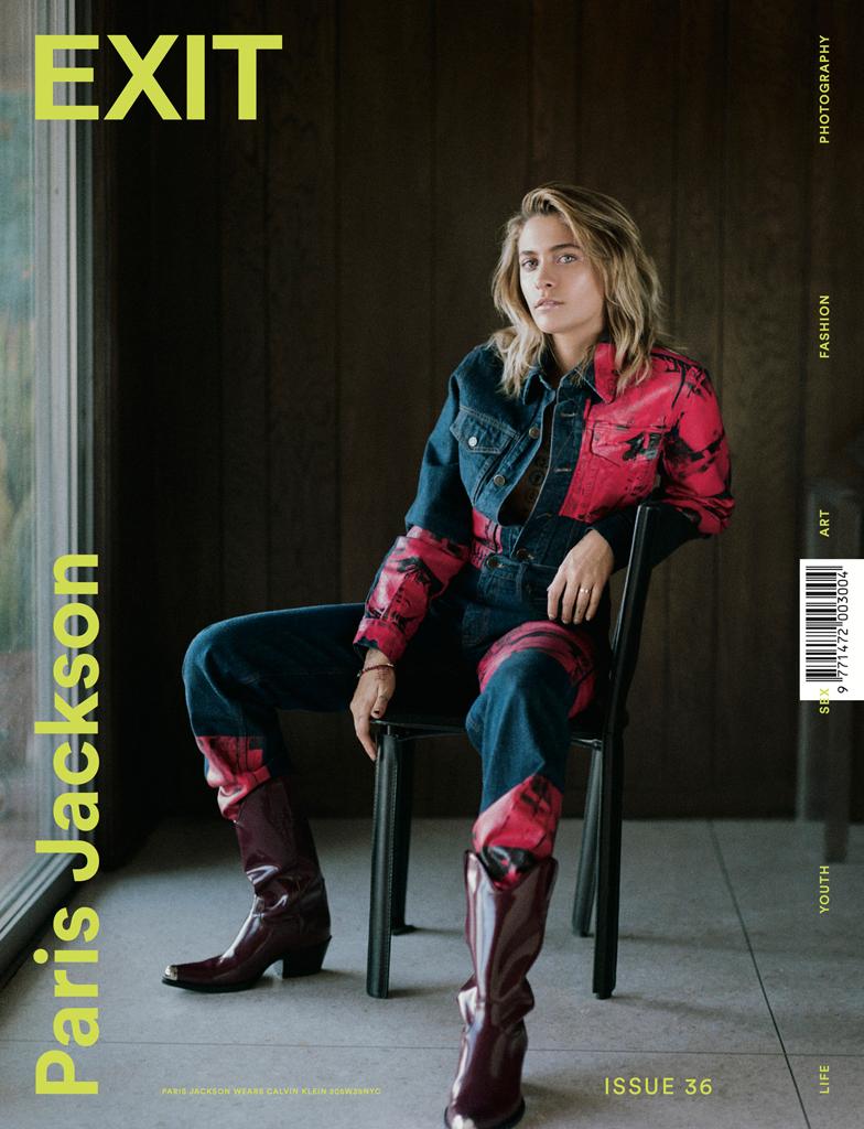 Paris Jackson | Exit Magazine