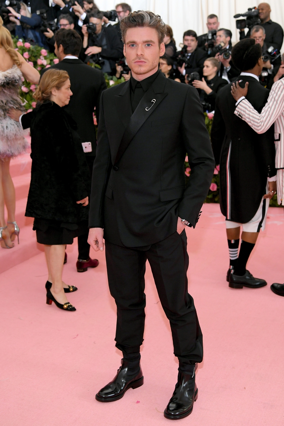 Richard Madden | Met Gala 2019