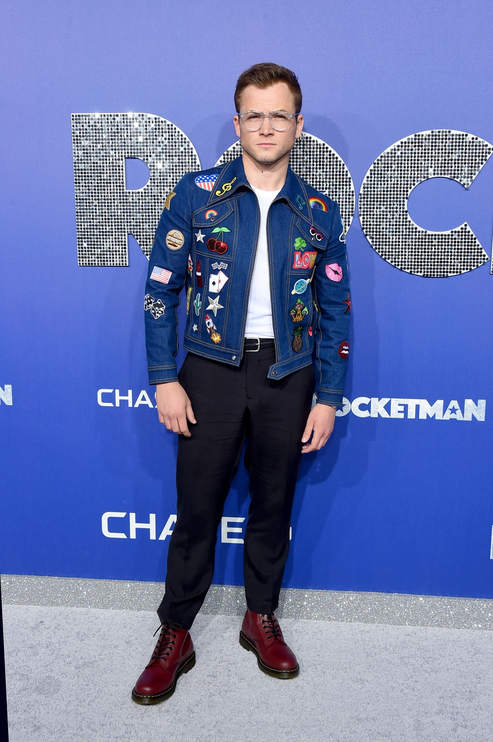 Taron Egerton | Rocketman New York Premiere