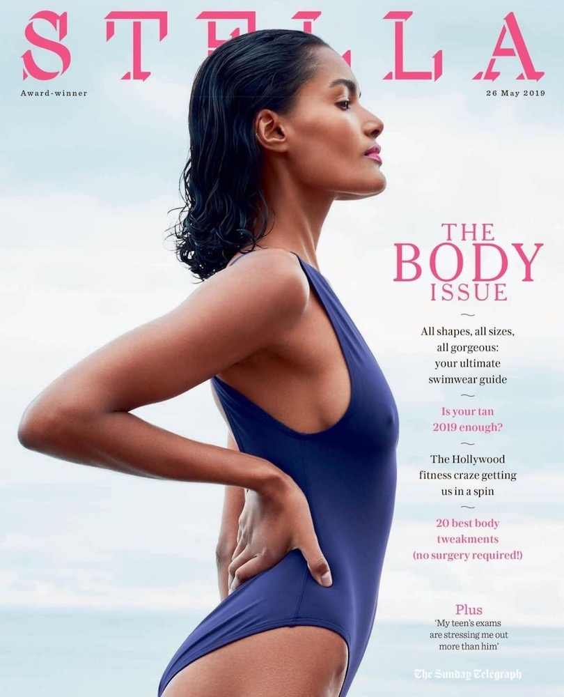 Stella Magazine   Nadia Araujo