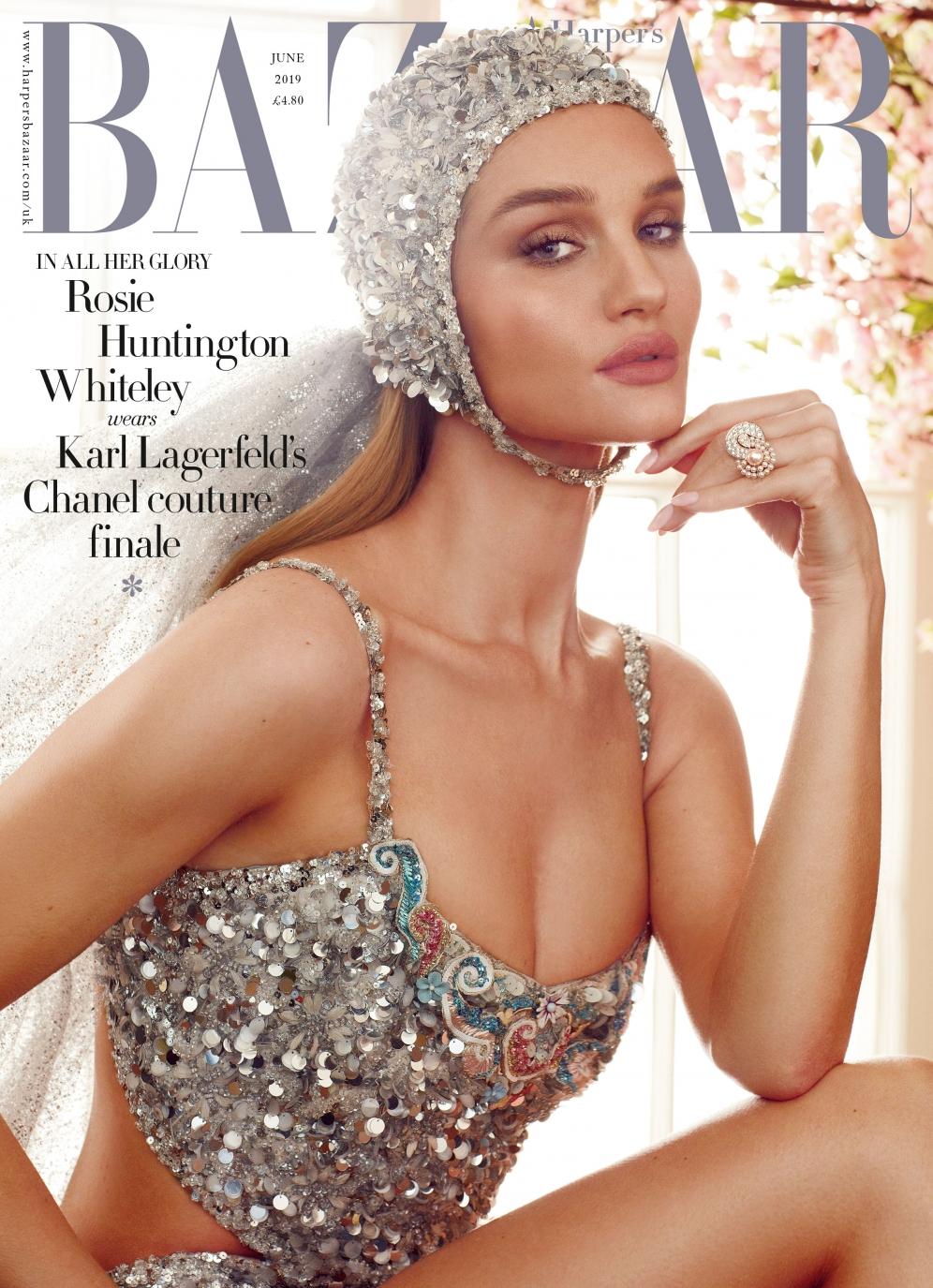 Rosie Huntington – Whiteley | Harpers Bazaar