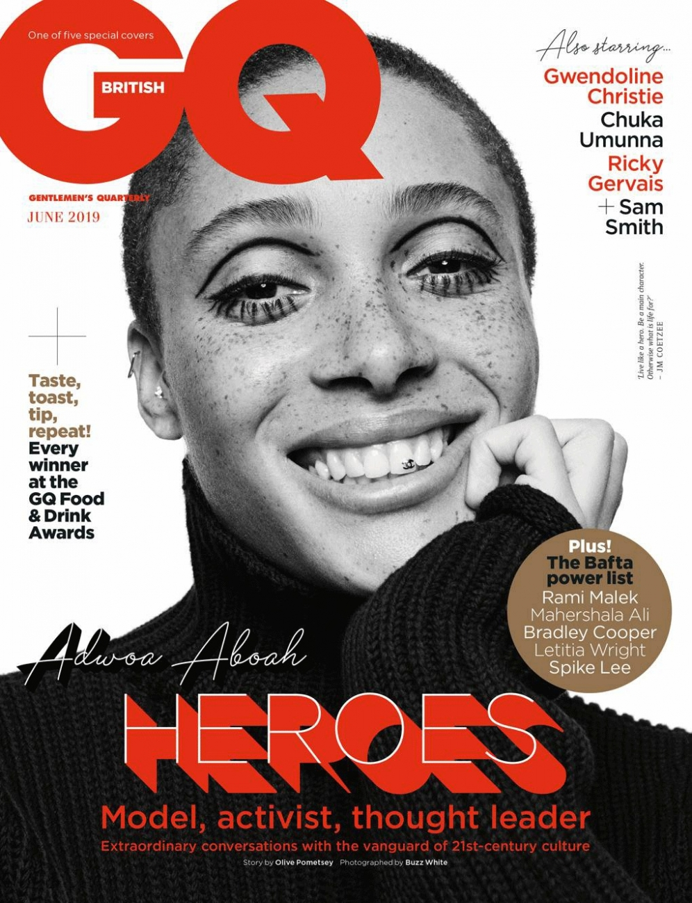 Adwoa Aboah | British GQ