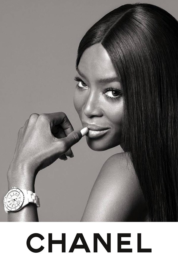 NAOMI CAMPBELL | CHANEL