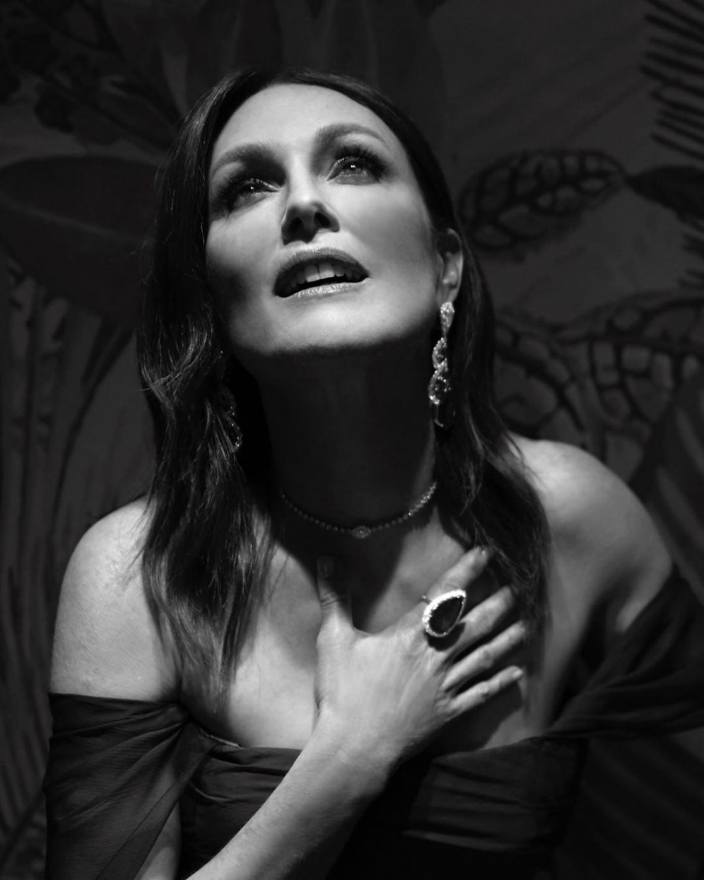 Julianne Moore | CHOPARD