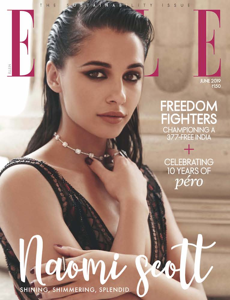 NAOMI SCOTT | ELLE INDIA