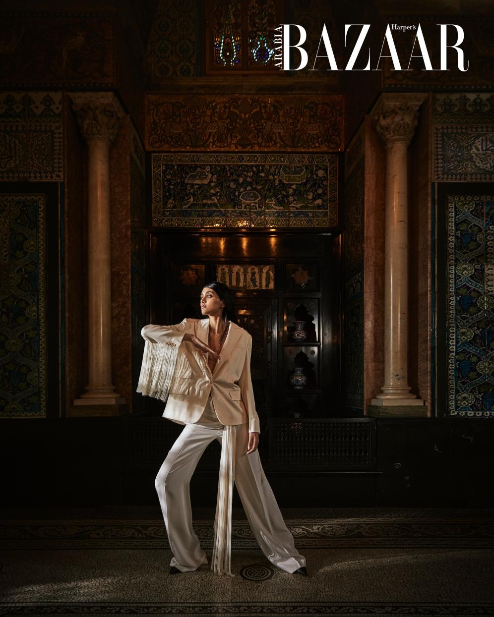 Neelam Gill | Harpers Bazaar Arabia