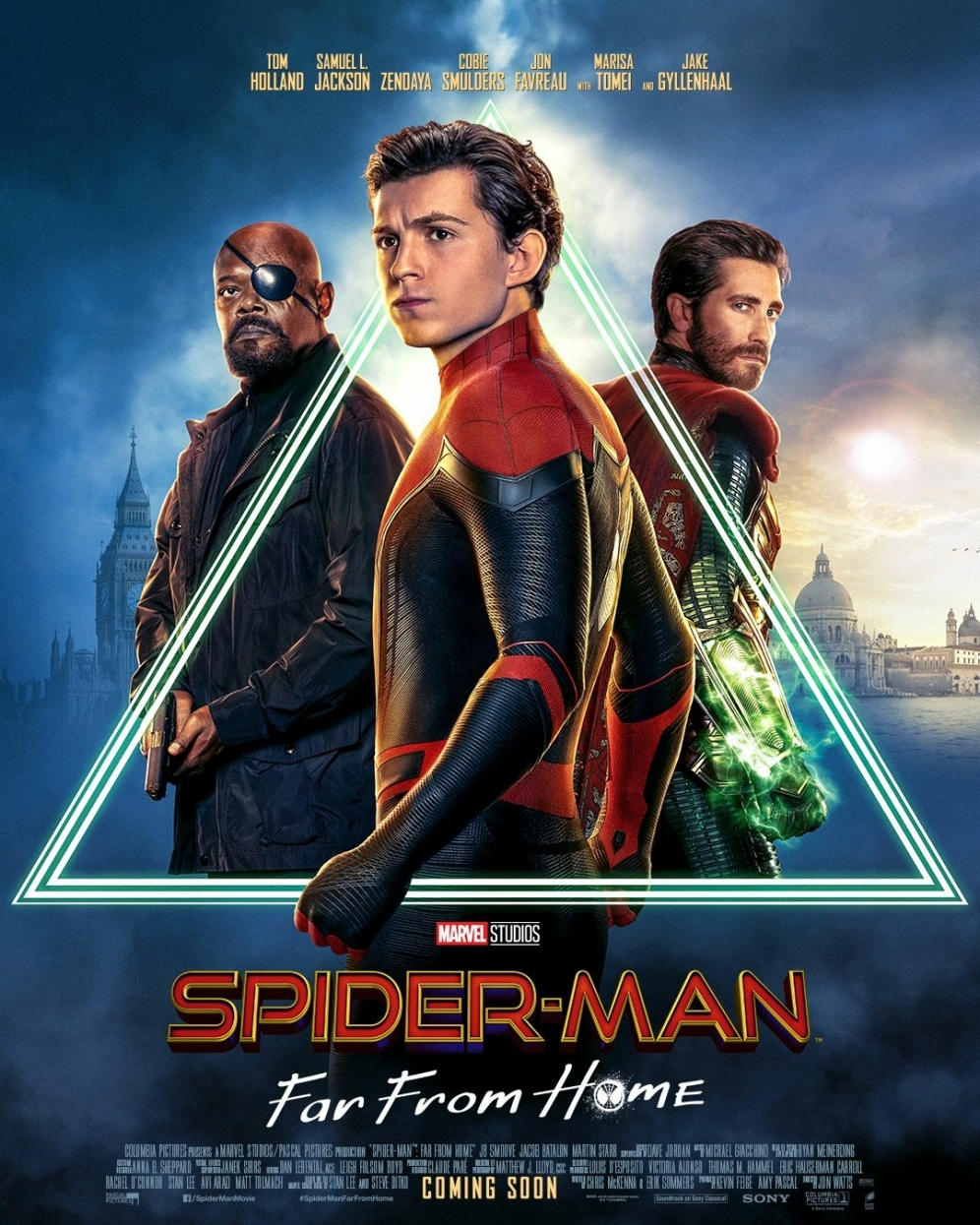 Far From Home | Jake Gyllenhaal
