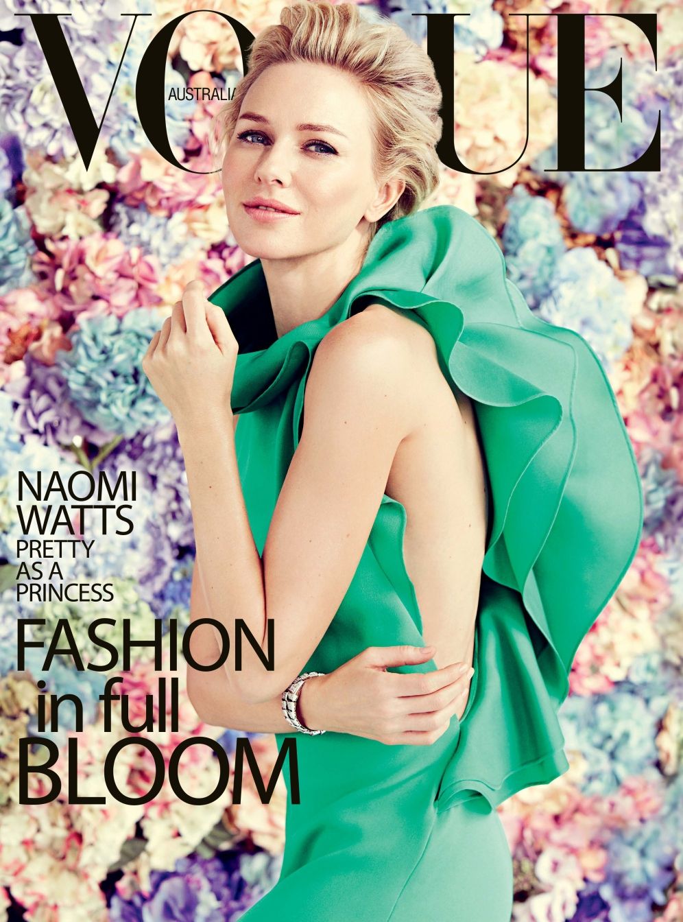 NAOMI WATTS | VOGUE AUSTRALIA