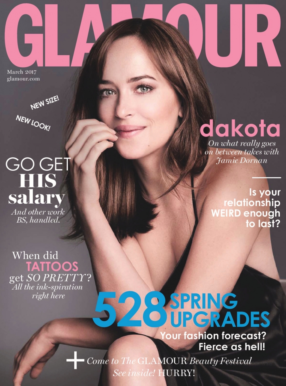 Dakota Johnston | Glamour